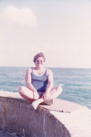 This is not Bob and it was not taken at the Forteleza, Puerto Rico, 1976